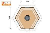 Гриль-домик POLTAMO 9,2с