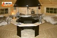 Интерьер гриль-домика «VIKING 16,5»