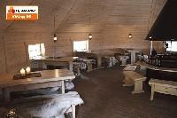 Интерьер гриль-домика «VIKING 56»