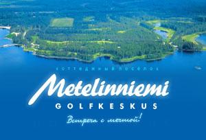 Коттеджный посёлок Metelinniemi