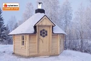 Сауна «Lapland 7» и «Lapland 9,2»